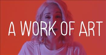 'Work Of Art' - Britt Nicole Empowers Us To Love Ourselves