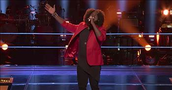 Contestant Sings 'I Can Only Imagine' On National TV