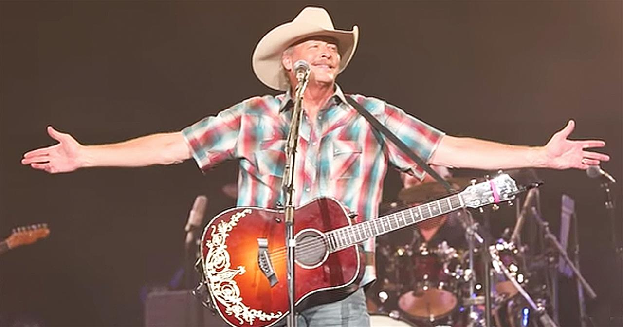 'The Older I Get' - Alan Jackson Nostalgic Song