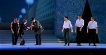 Tap And Irish Dance Collide In Talented Mashup