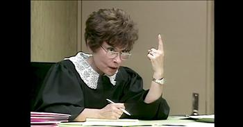 Rare Judge Judy Interview Before Hit Show