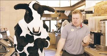 Comedian's Funny Chick-fil-A Song Goes Viral