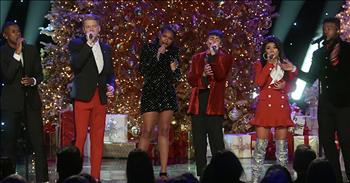 'How Great Thou Art' - A Cappella Performance From Pentatonix