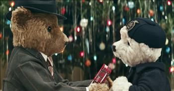 Heathrow Christmas Ad Reminds Us Of Family Togetherness