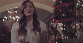 'Emmanuel' - Christmas Performance From Hannah Kerr