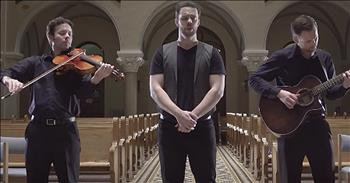 'His Name Is Jesus' - Chris Rupp A Cappella Performance