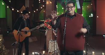 'What A Glorious Night' - Sidewalk Prophets Acoustic Christmas Performance