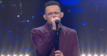 'God's Not Done With You' - Tauren Wells Live Performance