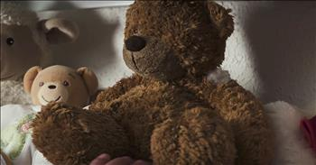 Unwanted Teddy Bear Shows How Jesus Looks Past Our Imperfections