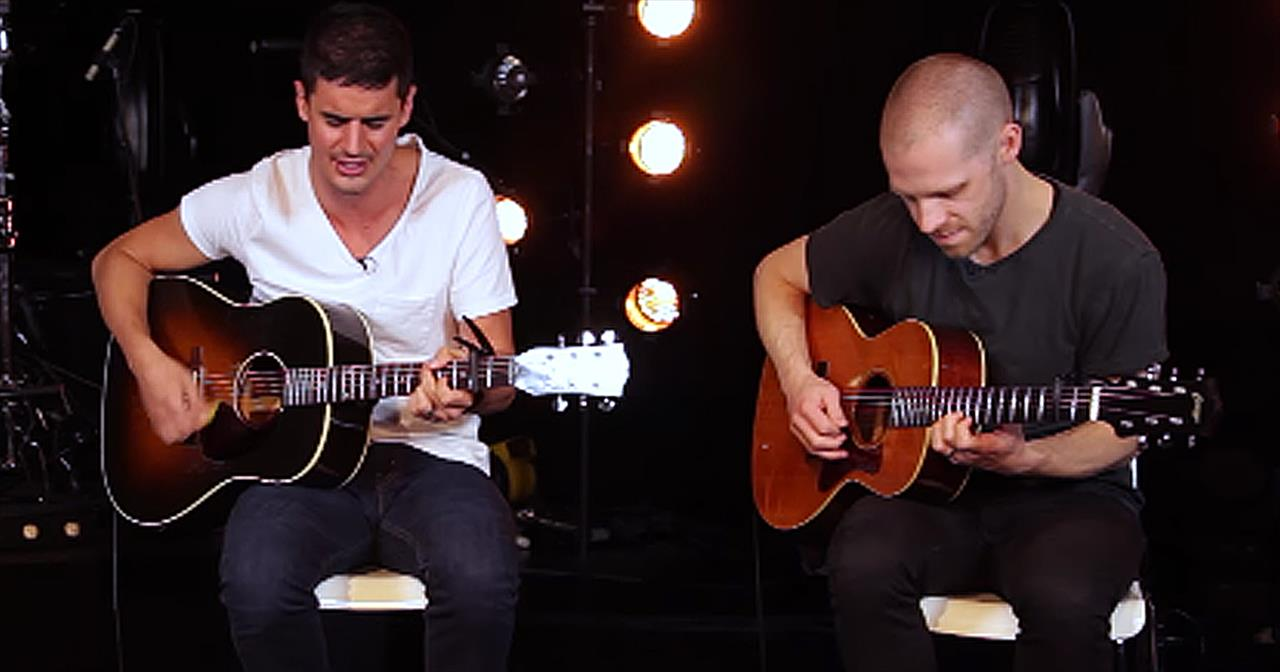 'My Heart Is Yours' - Passion Featuring Kristian Stanfill