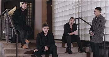 'Mary Did You Know?' - Anthem Lights Performs Christmas Hymn