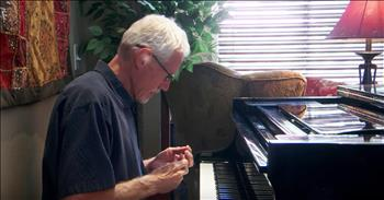 Pianist Helps Man With Alzheimer's Find Lost Music