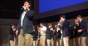 A Cappella Men's Choir 'Some Kind Of Wonderful'