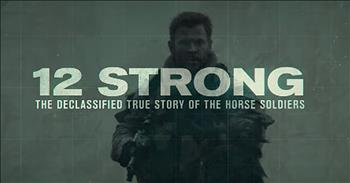 12 STRONG - True Story Of The Horse Soldiers Official Trailer