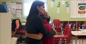 Teacher Donates Kidney To Student's Mother