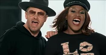 'Bleed The Same' - Mandisa With TobyMac And Kirk Franklin