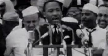 'I Have A Dream' Speech Martin Luther King Jr.