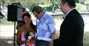 Man With Alzheimer's Proposes To Wife Again
