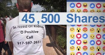 Stranger Saves Man's Life After Seeing Photo Online