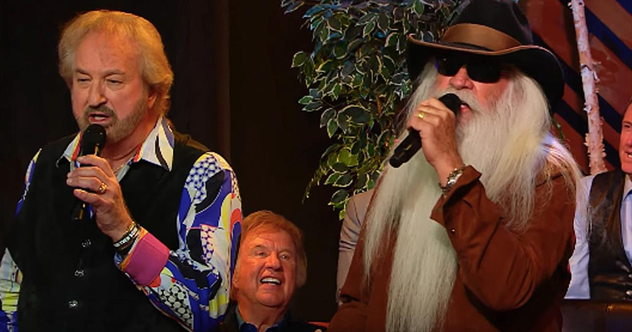 'I'd Rather Have Jesus' - The Oak Ridge Boys