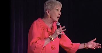 Jeanne Robertson On Being Raised In The South