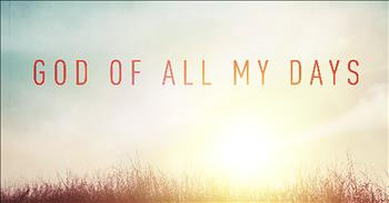 'God of All My Days' - Casting Crowns