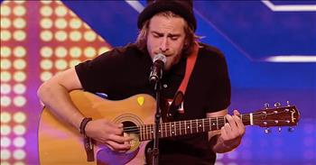 Homeless Contestant Wins Over Judges With Acoustic Audition