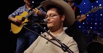Teen In Wheelchair Goes Viral With Randy Travis Cover