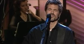 'Open The Eyes Of My Heart' - Paul Baloche Live Performance