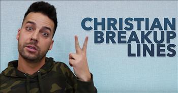 John Crist Shares Christian Breakup Lines