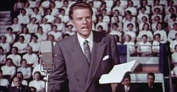 Billy Graham's Sermon On What Happens When You Die