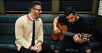 Danny Gokey Sings 'Jesus Loves Me'