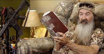 Phil Robertson On The Bible As A Weapon
