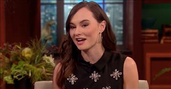 'I Can Only Imagine' Actress Shares Her Faith
