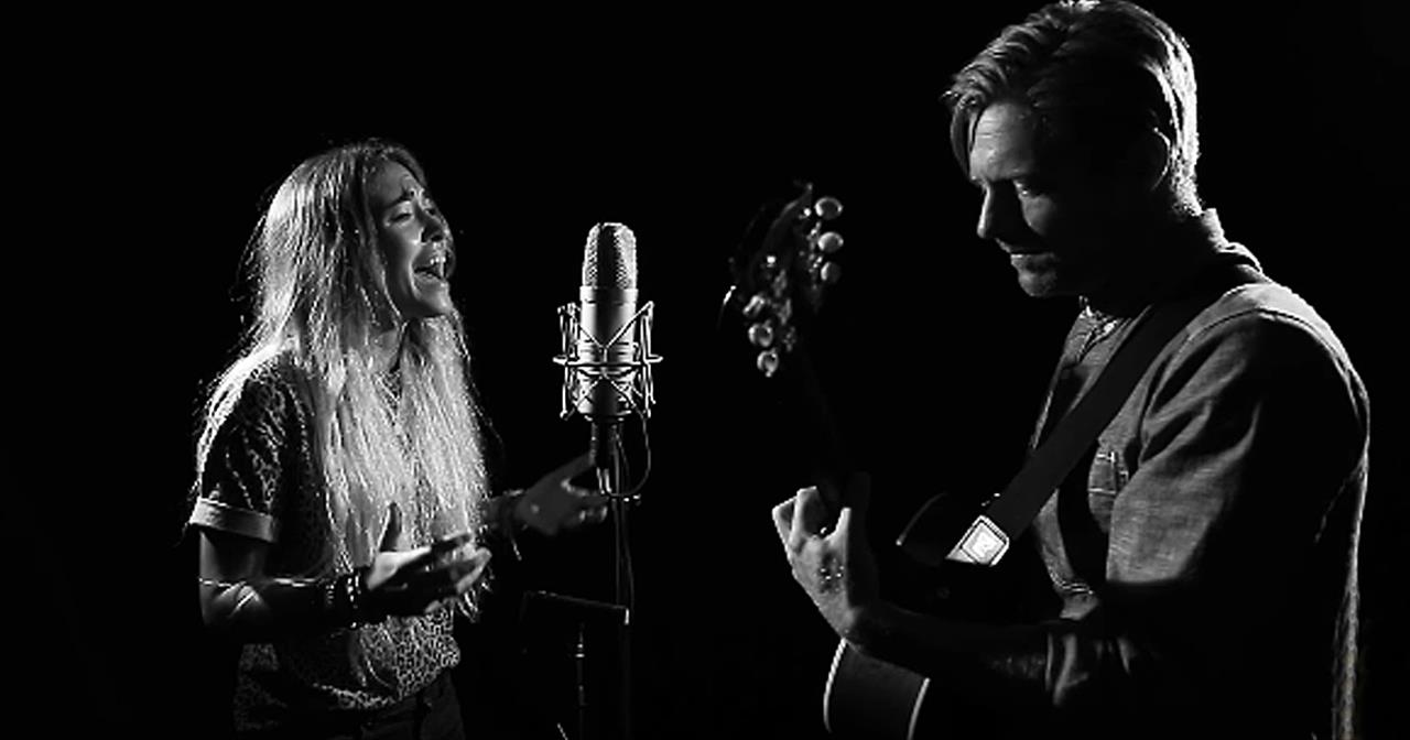'I Won't Let You Go' - Jon Foreman With Lauren Daigle