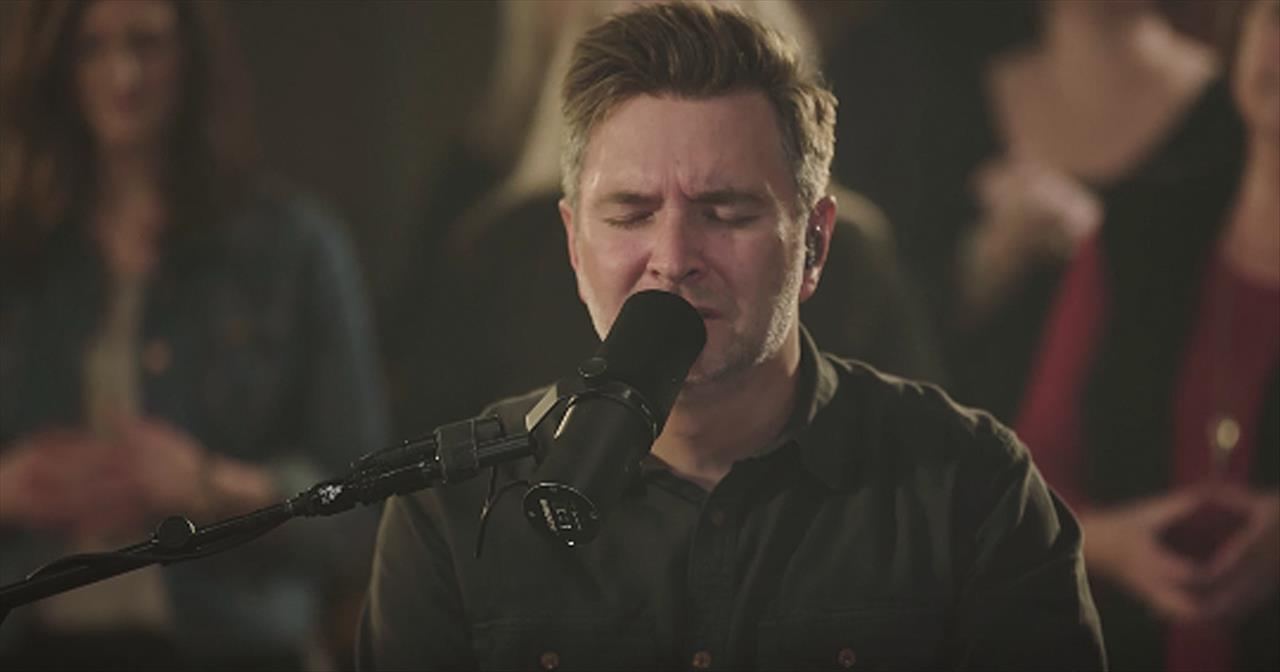 'The Reason' - Travis Cottrell Live Performance