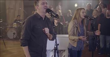 'What A Beautiful Name/Agnus Dei' - Travis Cottrell And Lily Cottrell