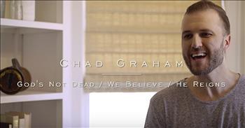 Newsboys Medley 'God's Not Dead/We Believe/He Reigns'