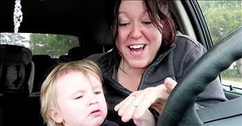 Crazy Parenting Hack To Avoid ER Trip