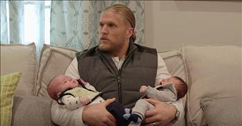 Clay Matthews Surprises Brother With House Remodel