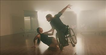 Ballroom Dancing Duo Overcomes Disability