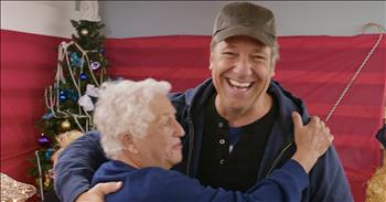 Town 'Crazy Lady' Gets Surprise From Mike Rowe