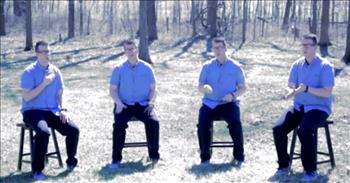 A Cappella Rendition Of 'How Deep The Father's Love for Us'