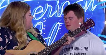 19-Year-Old Auditions For Best Friend With Down's Syndrome