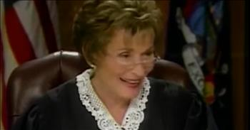 Judge Judy Solves A Case In 20 Seconds