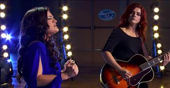 2 Sisters Win Over Judges On American Idol