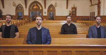 Christ The Lord Is Risen Today - A Cappella - Chris Rupp (Official Video)