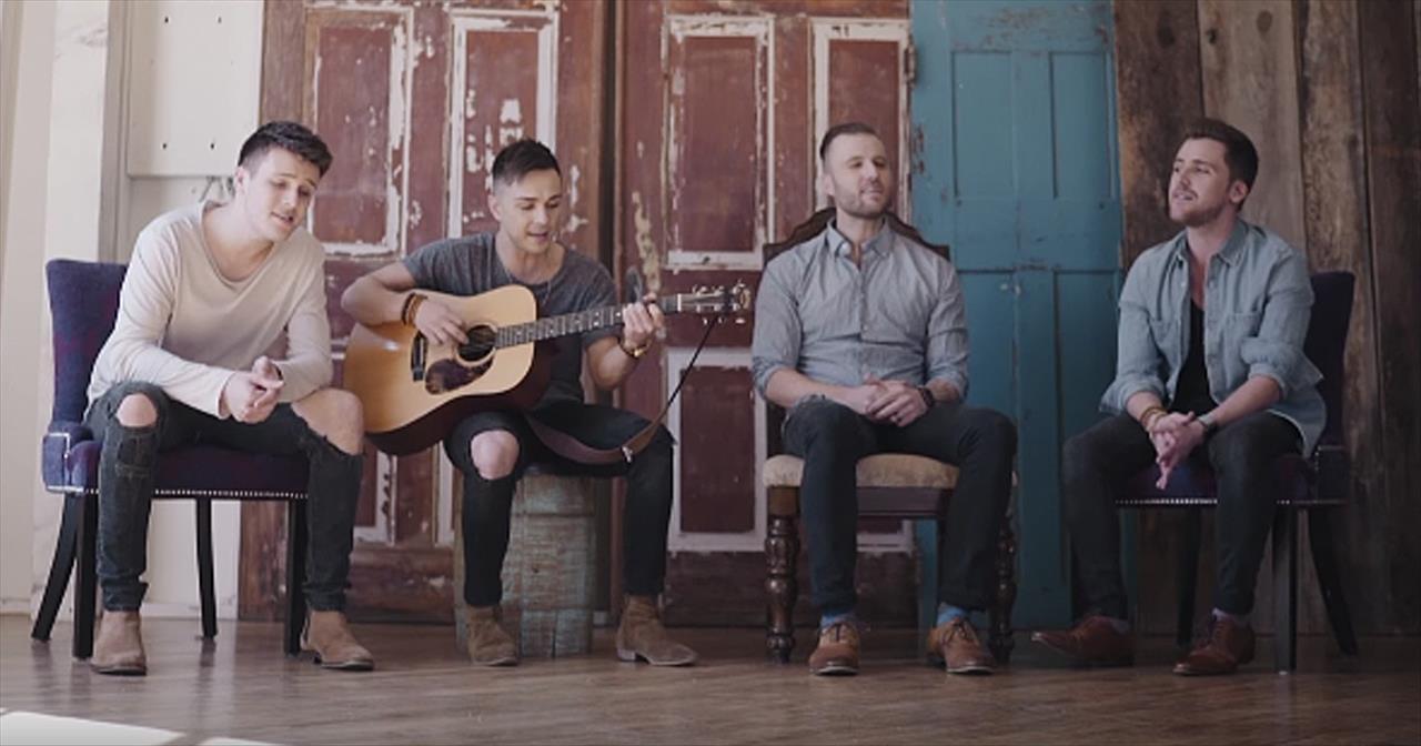 4 Men Sing Easter Hymn Medley - Christian Music Videos