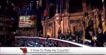 I Vow To Thee, My Country - Festival of Remembrance Performance