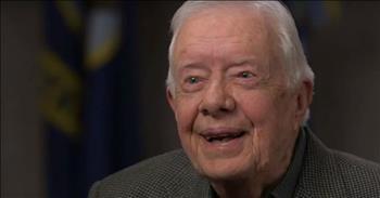 94-Year-Old Jimmy Carter Talks Faith And Death